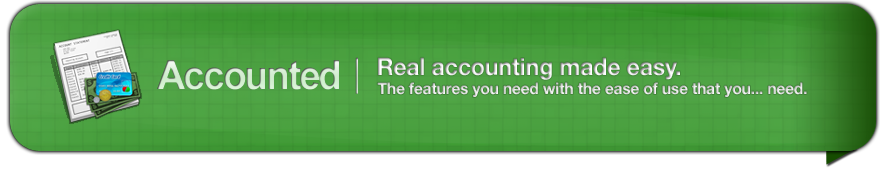 Accounted: Real Accounting Made Easy