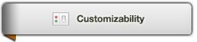 Customizability